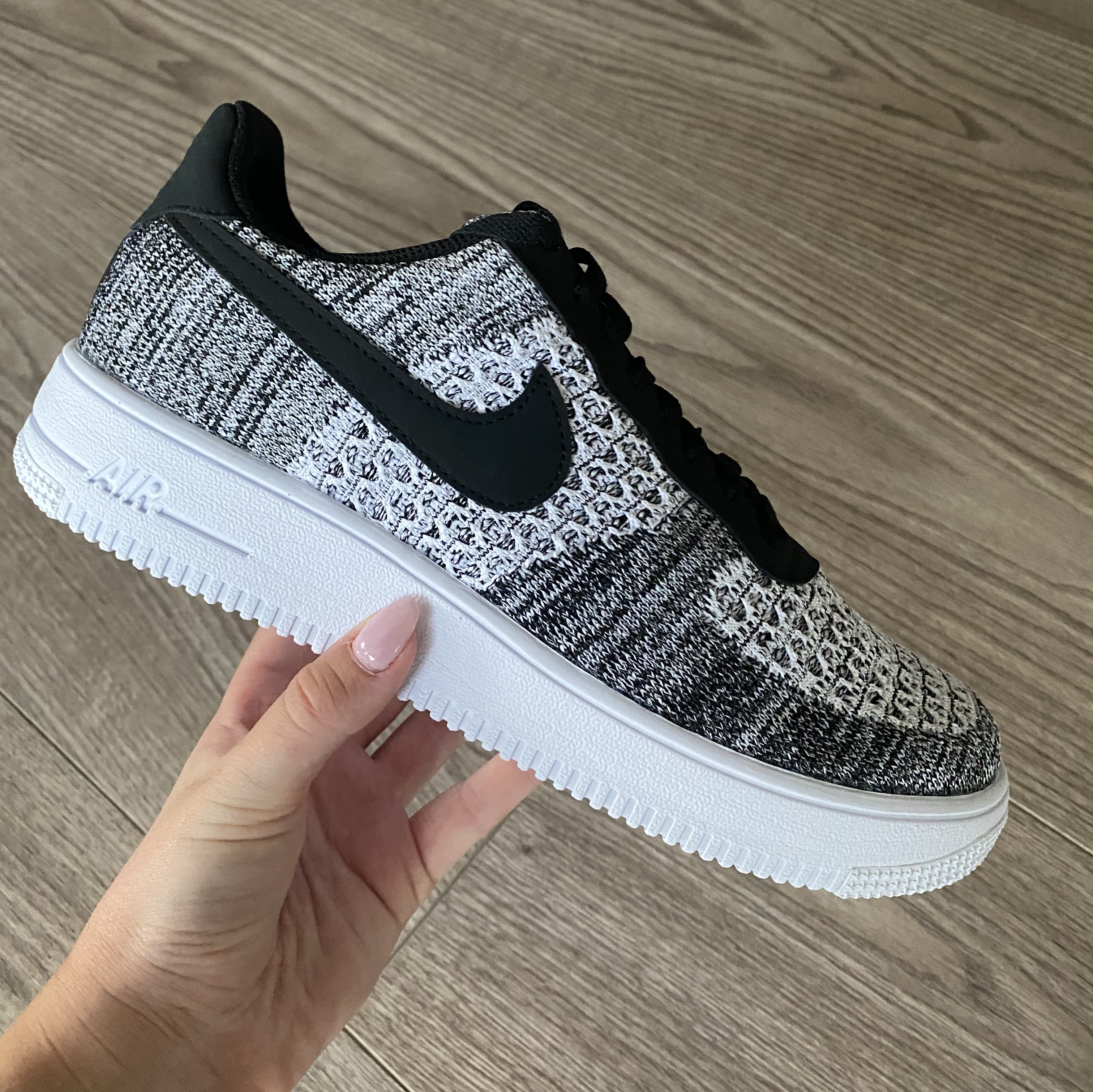 Boty Nike Air force 1 Flyknit