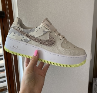 Boty Nike Air Force 1 Sage